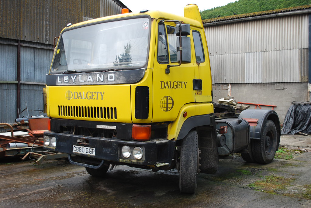 Leyland Roadtrain C880 Gcp Atkidave Flickr