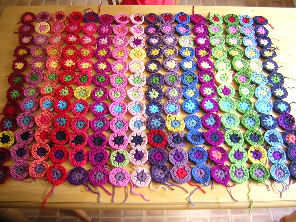 192 Circles S All Done Now To Granny Around With Flickr