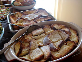 Boozy baked french toast | Alexandra Moss | Flickr