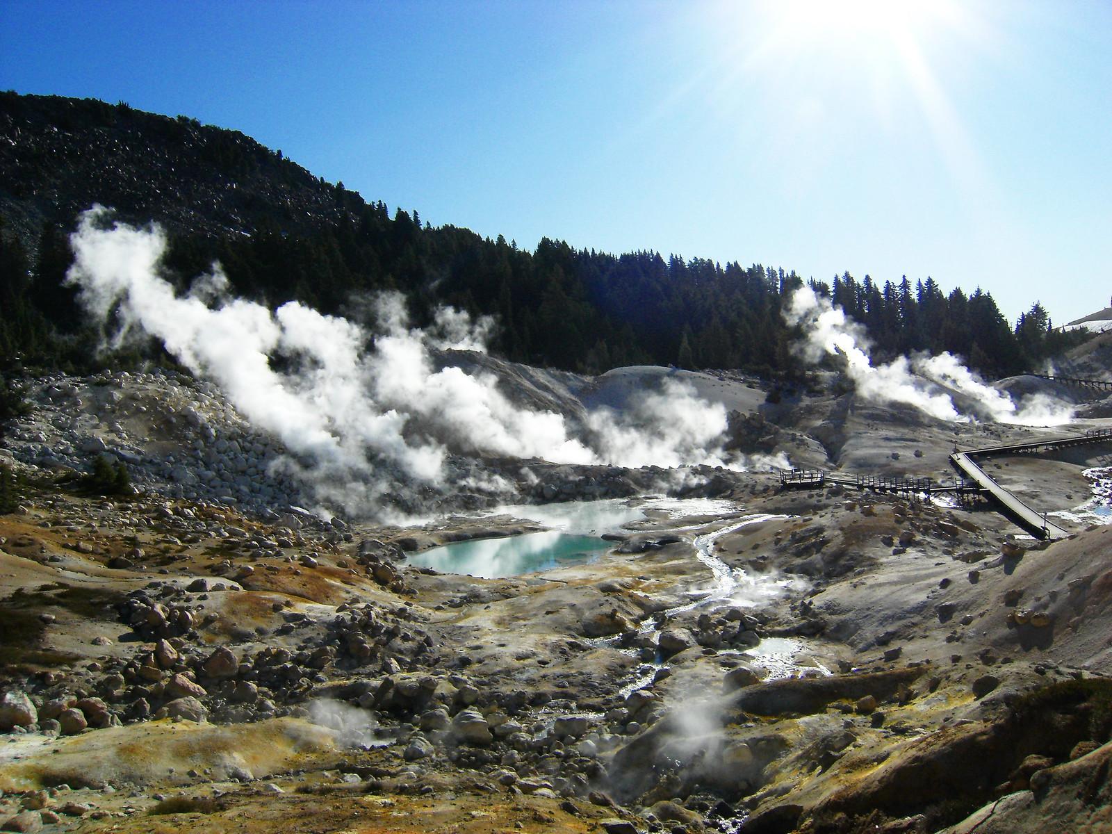 Lassen Volcanic
