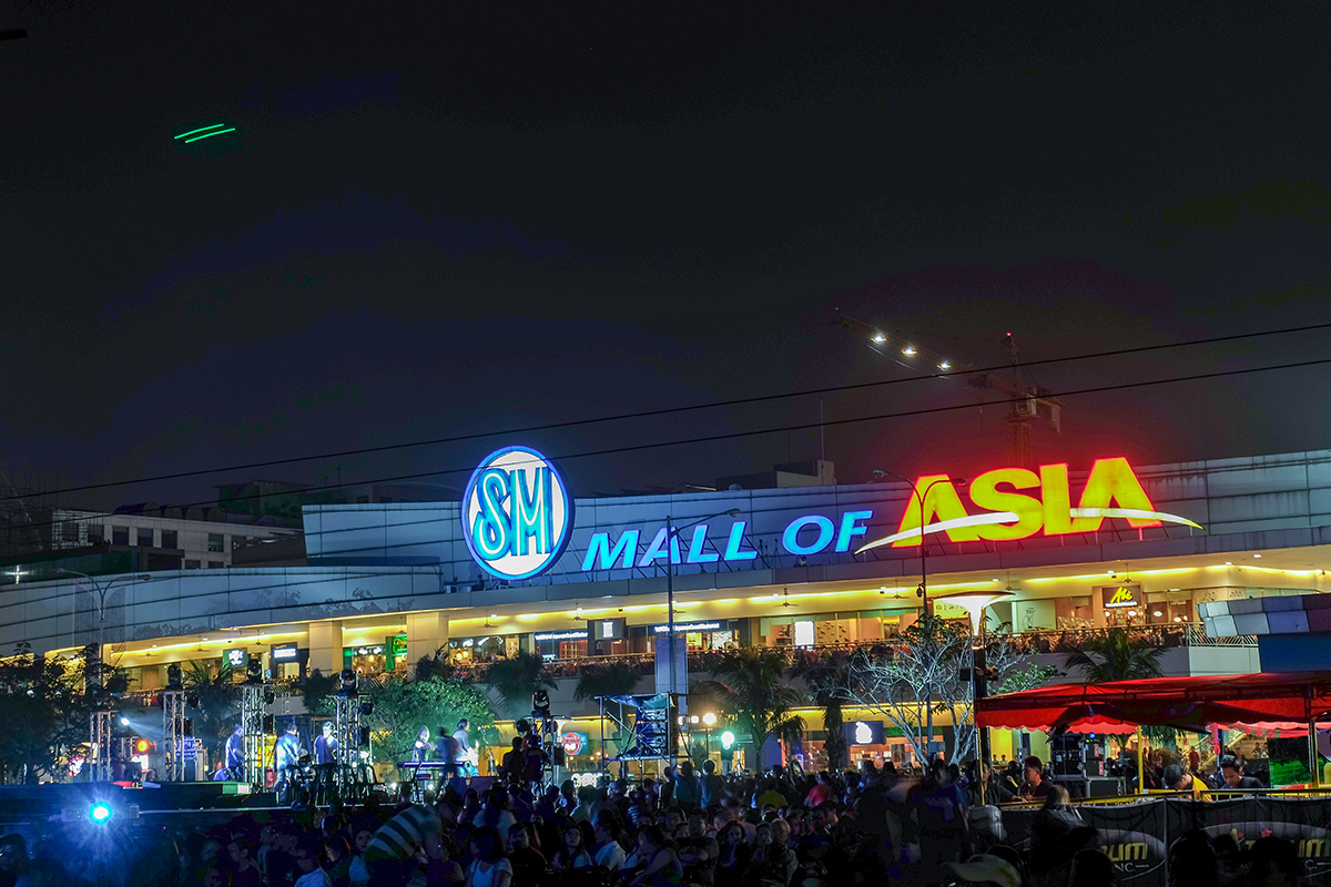 8th Philippine International Pyromusical Competition