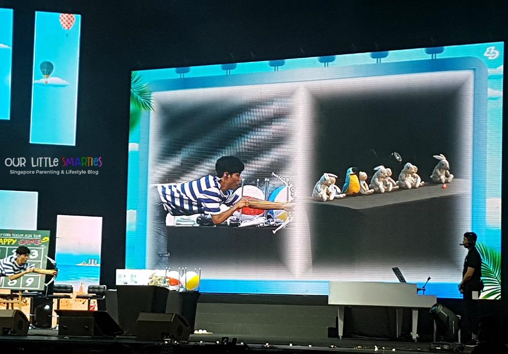 Park Bo Gum Fan Meeting in Singapore