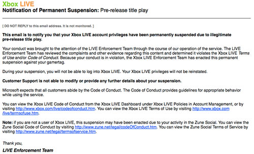how to change xbox live email