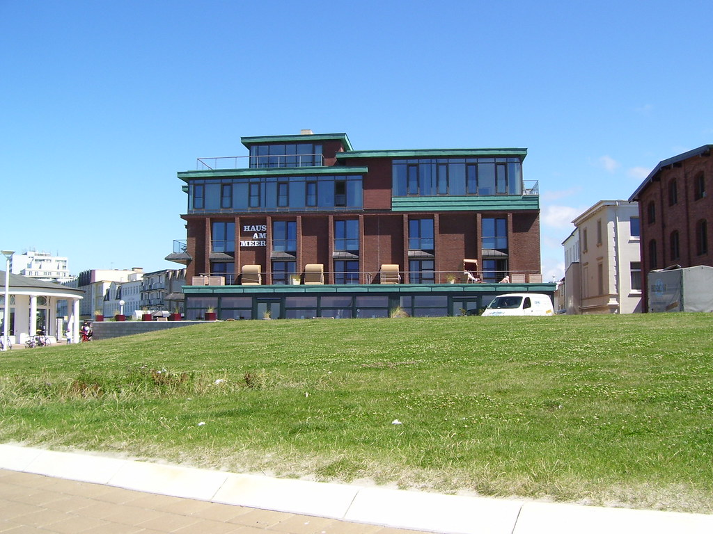 "Norderney Hotel ""Haus am Meer"" sergebelle"