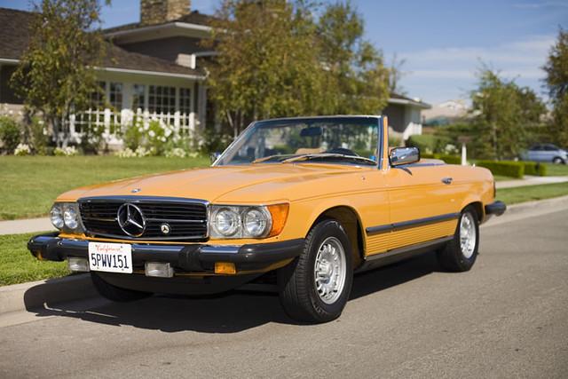 1980 mercedes benz 450sl roadster 1980 mercedes benz for 1980 mercedes benz 450sl