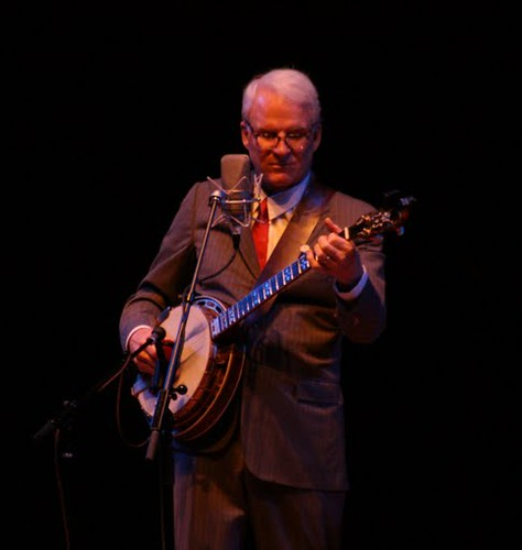 Steve Martin 3 | by Seattle Theatre Group
