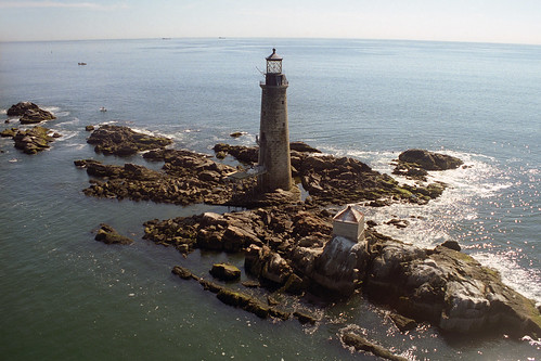 Graves Lighthouse, Boston Harbor, Massachusetts | by nelights