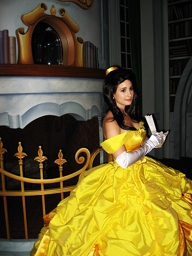 Disney Princess Belle #2 | Me as Disney's Princess Belle ...