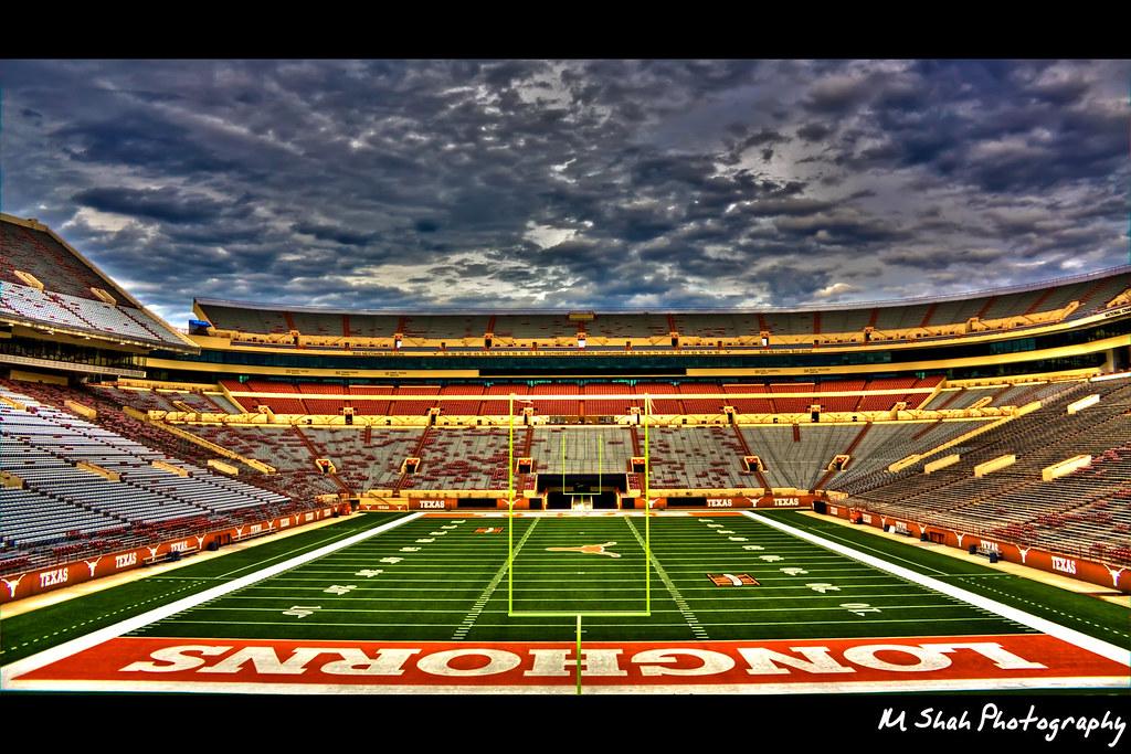 Texas Football - Darrell K Royal-Texas Memorial Stadium - ESPN