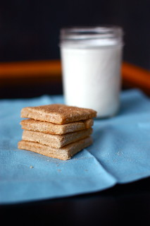graham crackers and milk | by shauna | glutenfreegirl