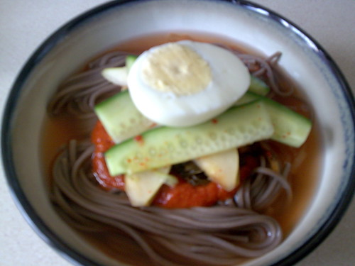 Naengmyeon | by yashiyosh