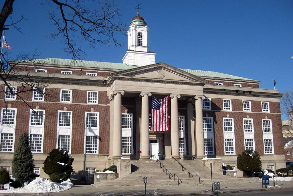 City Of Elizabeth Nj Town Hall