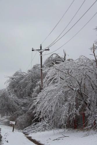 Jan 28 29 Ok Ice Storm Medicine Park Oklahoma Credit