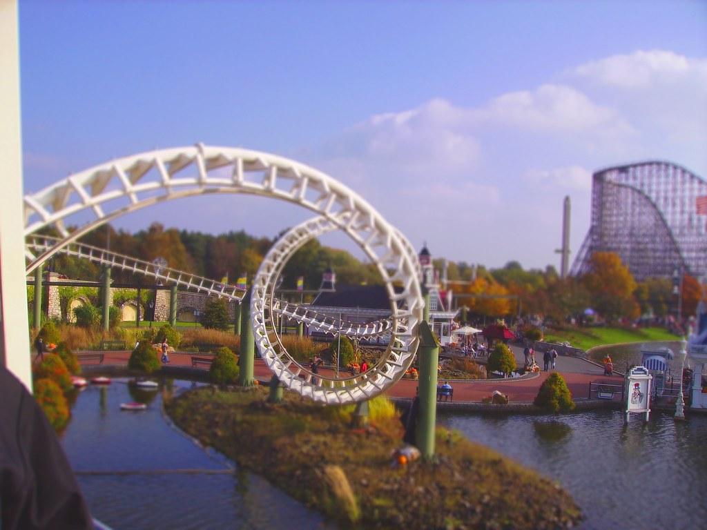 Big Loop Heide Park Miniatur Nico1993 Flickr