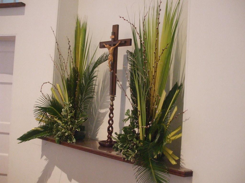 Palm Sunday Altar Mark Bacher Flickr
