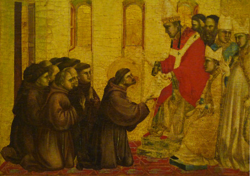 giotto st francis of assisi receiving the stigmata c 1