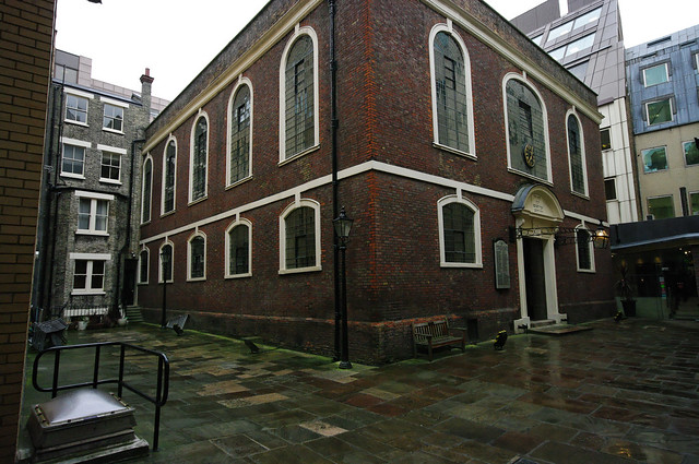 bevis marks synagogue - london  england