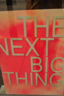 THE NEXT BIG THING | by marc falardeau