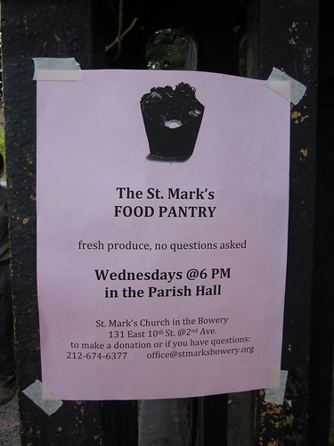 St. Mark's Food Pantry | by mkeneally