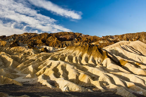 Zabriskie Point in the morning | by doveoggi