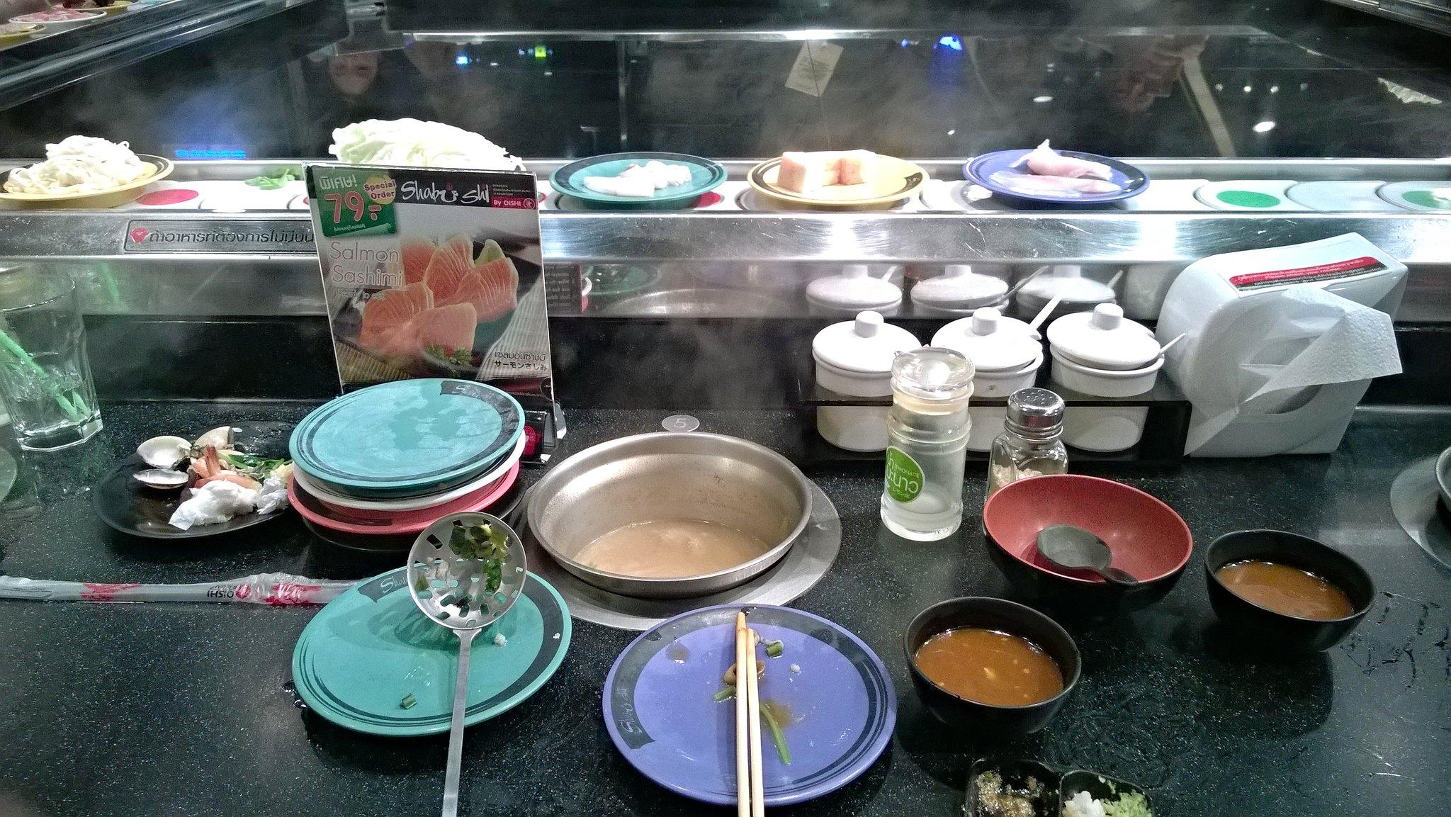 Siam Paragon ruokailu(6)