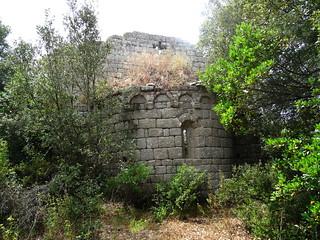 Eglise ruinée de Sant'Andria