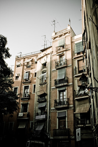 Buildings @ Barcelona | by Pikaglace