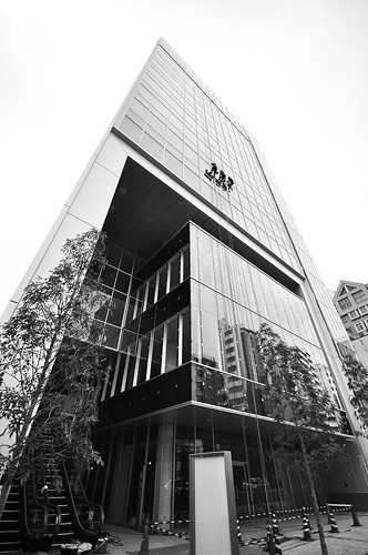 Our company's new building @ Daikanyama Tokyo | by kirainet