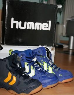 hummel handballschuhe sponsored by 3dsupply flickr. Black Bedroom Furniture Sets. Home Design Ideas