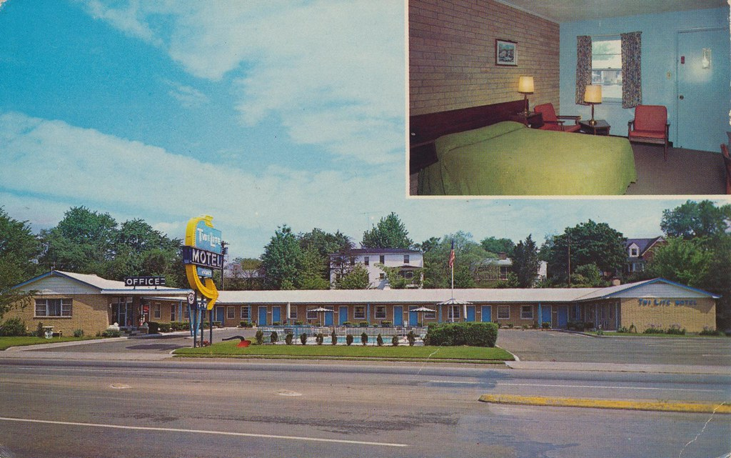 Twi-Lite Motel - Front Royal, Virginia