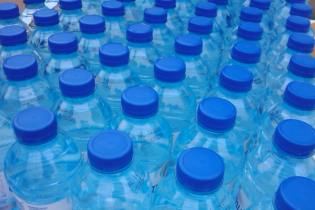 Image result for plastic water bottles