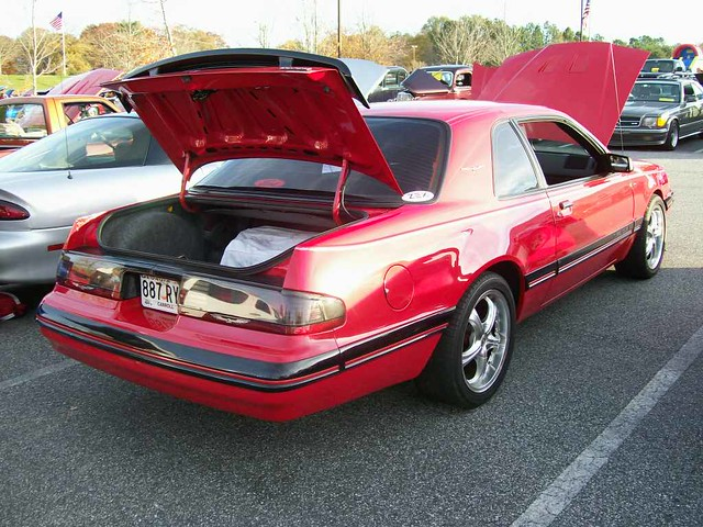 1988 FORD THUNDERBIRD TURBO COUPE  Christmas in braselton c  Flickr