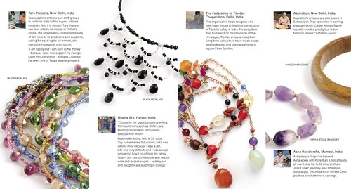 jewellery leaflet inner a promotion i d created for