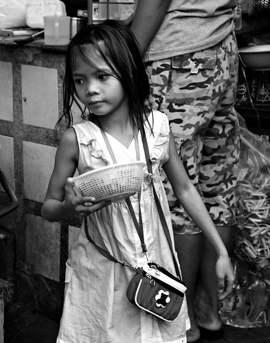 chewing gum girl II | by Adrian in Bangkok