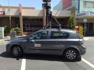 Google Streetview car, Bentleigh | by Daniel Bowen