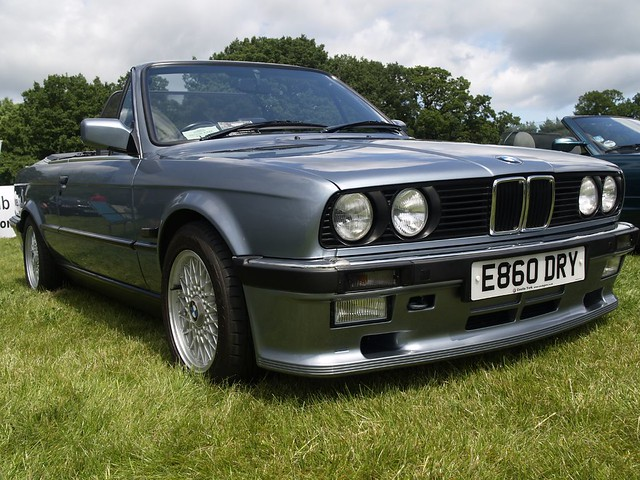 BMW 325i Convertible - 1987 | BMW 325i Convertible - 1987 | Flickr