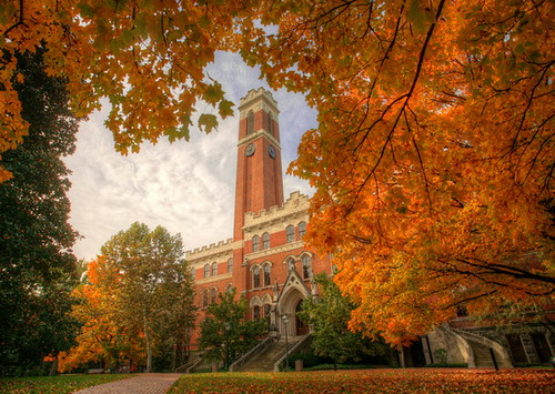 Kirkland Hall | by Vanderbilt University