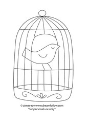 birdcage | by merwing✿little dear