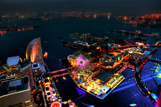 Yokohama Tilt Shift | by Sprengben [why not get a friend]