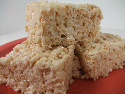 Brown Butter Rice Krispie Treats | by swampkitty