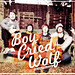 Demo design for the band 'Boy Cried Wolf'