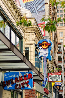 Seattle Hard Rock Cafe | by NikonDigifan