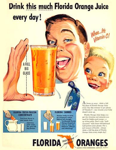 Orange Drink For Colds