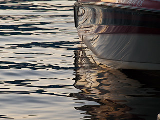 Anchored Reflections | by swlundphoto