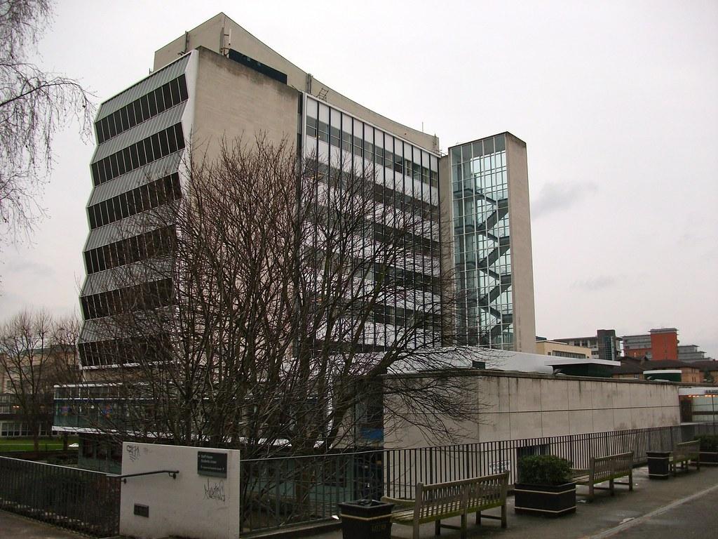 Renold Building Manchester University C