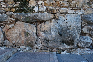 """Cyclopean"" wall at Tarragona 