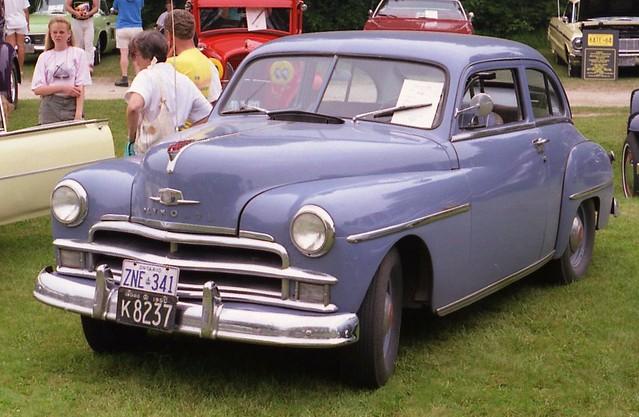 1950 plymouth deluxe 2 door fastback richard spiegelman for 1950 plymouth 2 door coupe