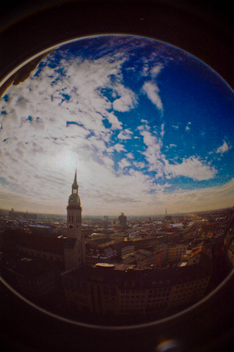 my (Fish)eye on München | by docworld