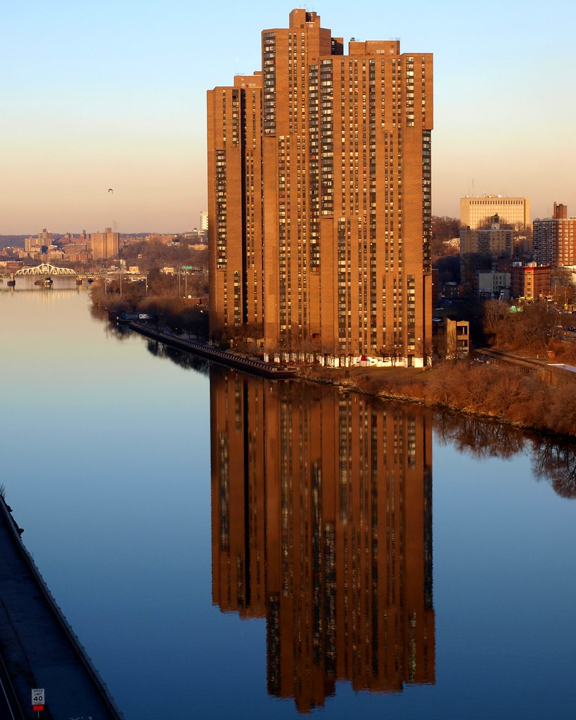 River Park Apartments: Harlem River Park Towers, Morris Heights, New York City