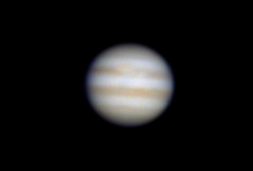 Jupiter Through a Telescope | by J.D. Knight